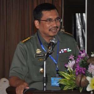Brigjend TNI (P) dr. Alexander K.Ginting, SpP(K), FCCP