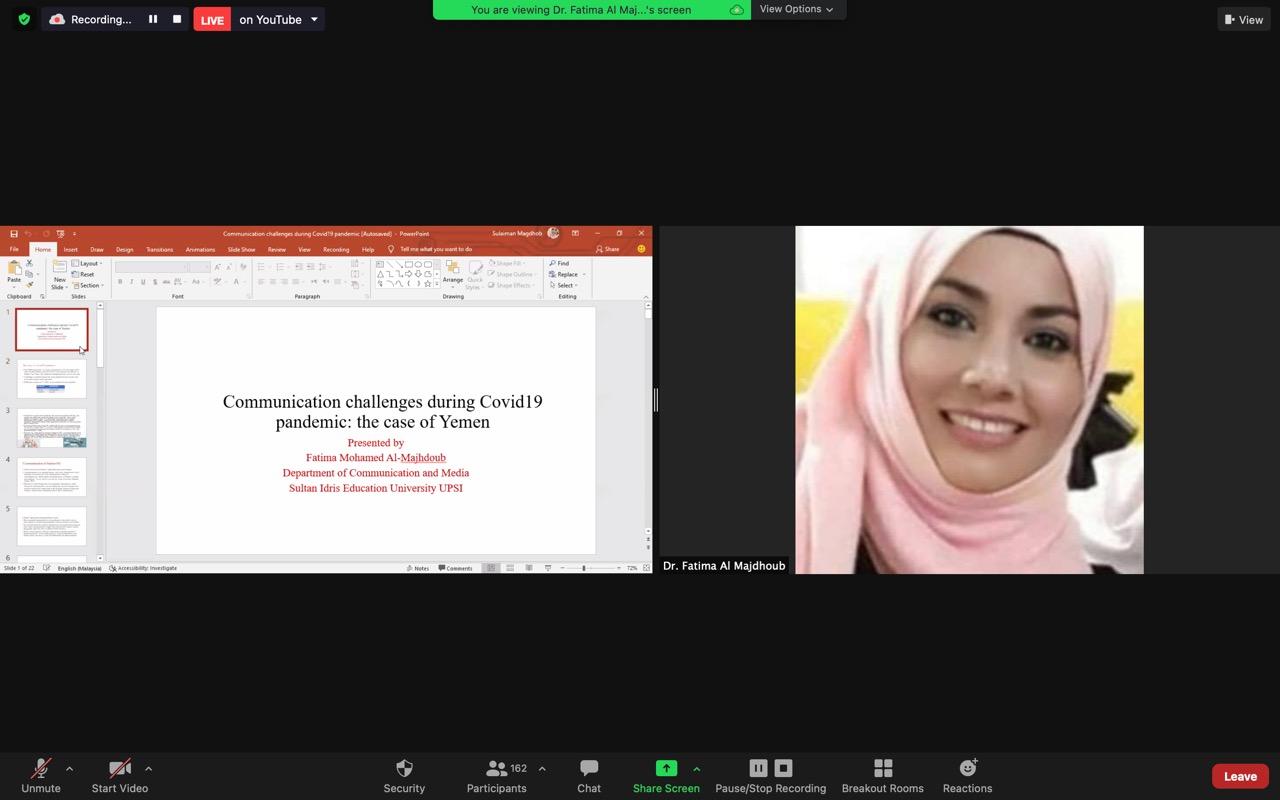 Fatima Presentation